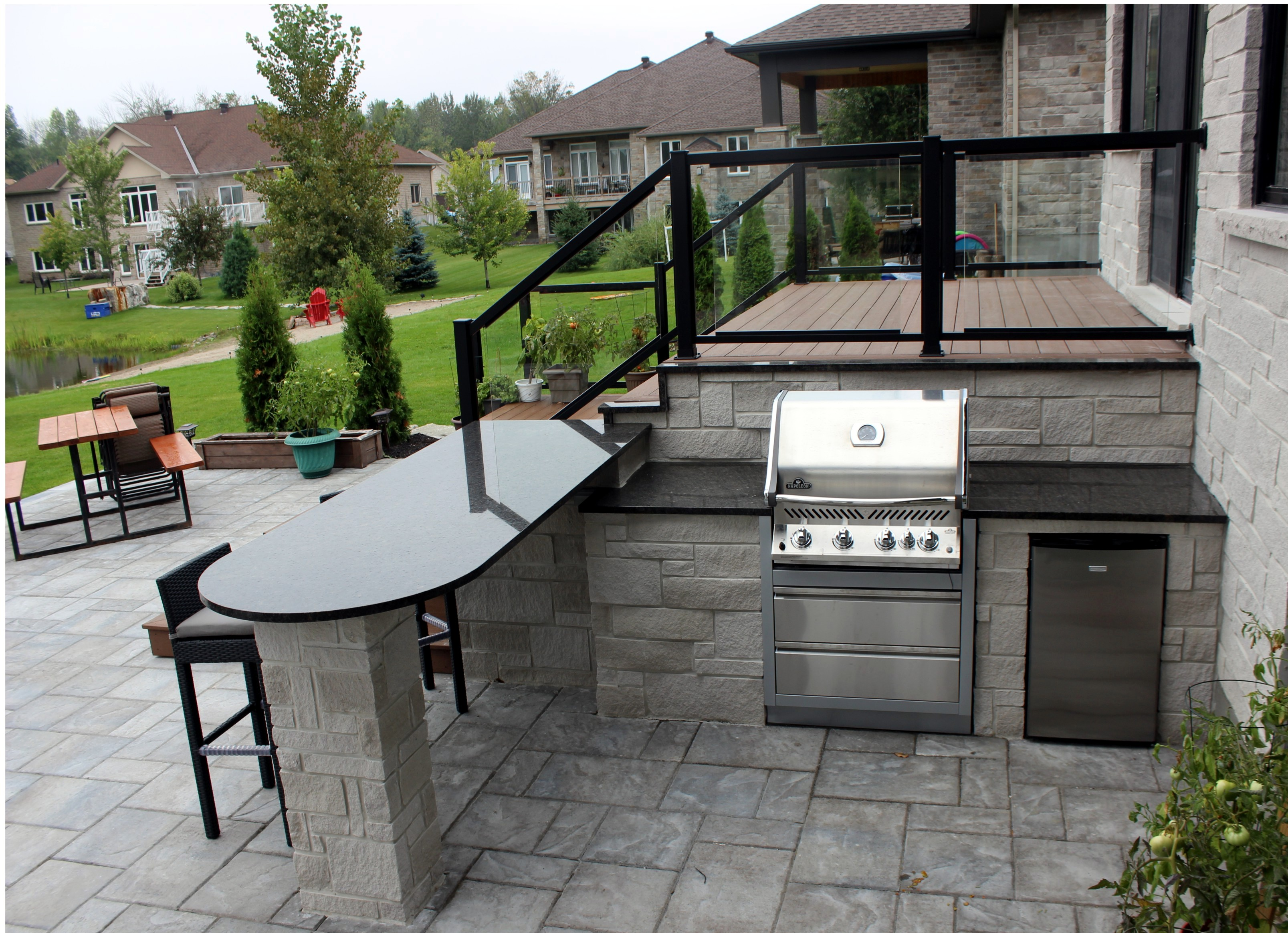 Outdoor Kitchens Professional Landscaping Design