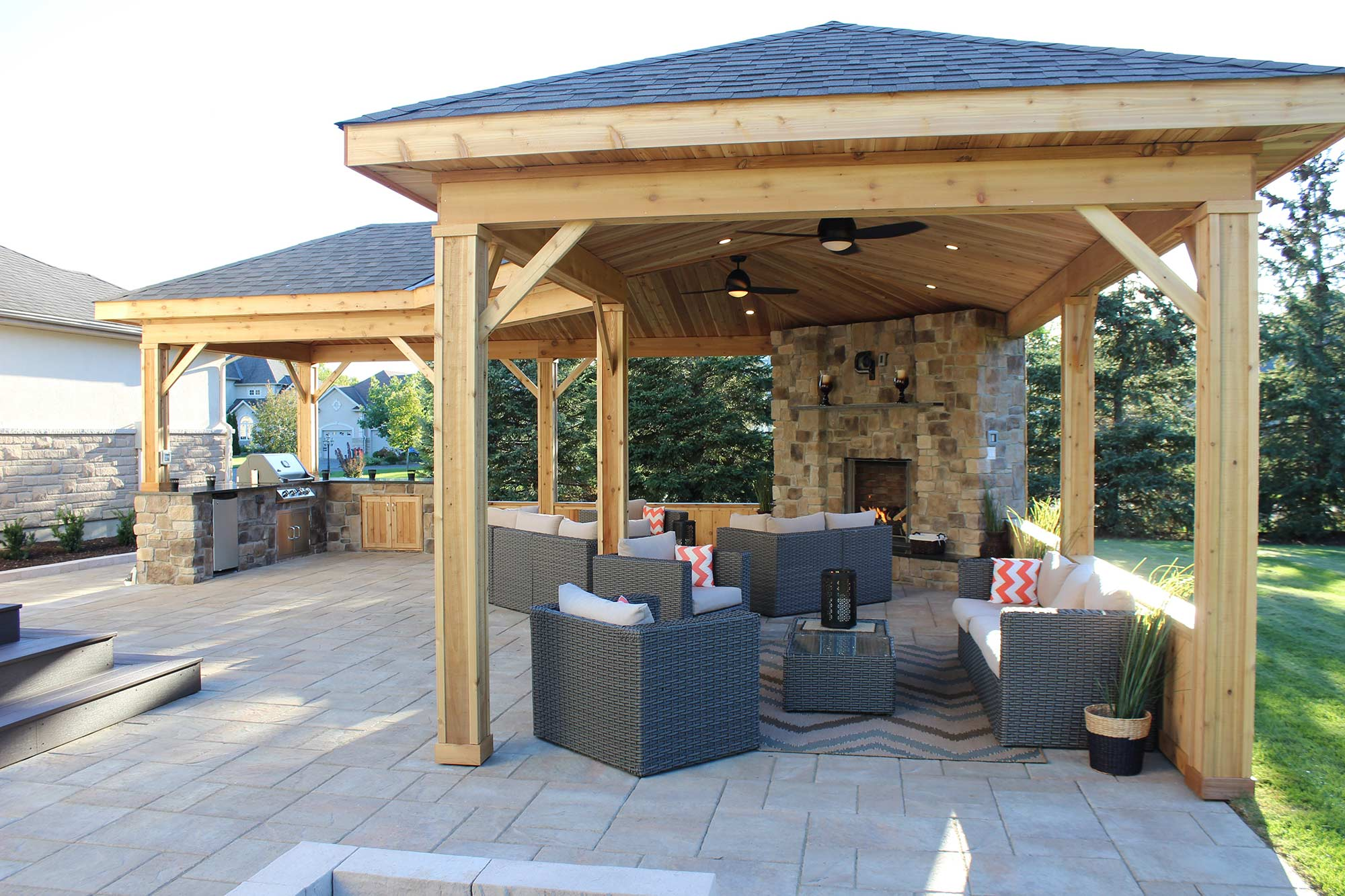 Backyard Retreats Ideas For Your Home