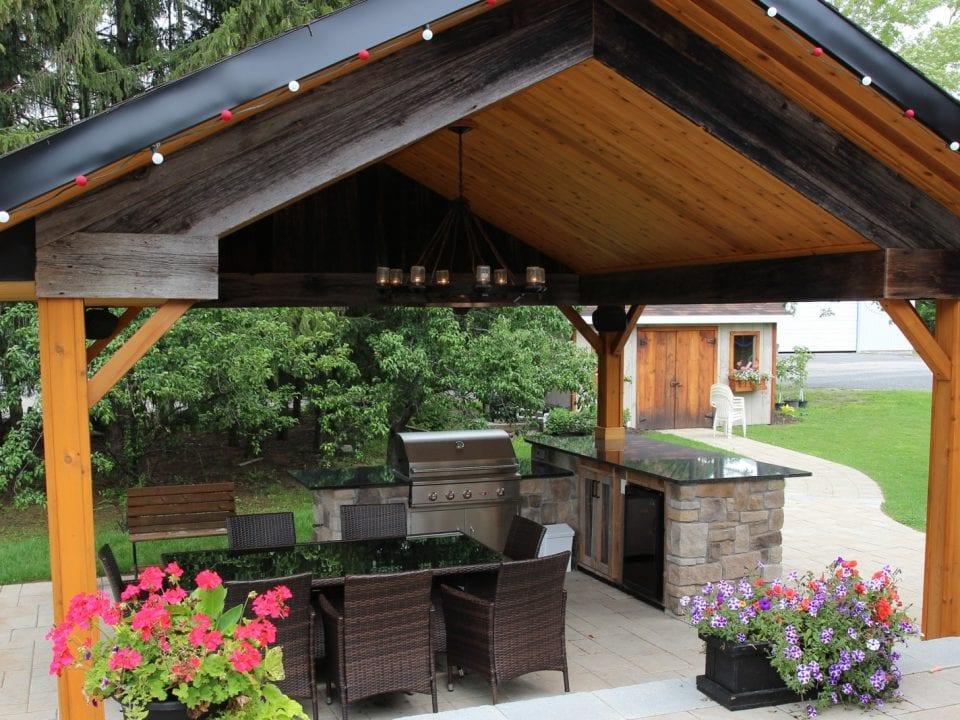 Brilliant Outdoor Kitchens Professional Landscaping Design Download Free Architecture Designs Rallybritishbridgeorg